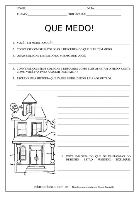 MEDO - Educa Criança