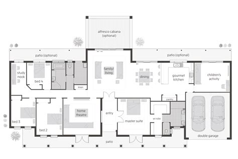 Free House Plans Australia Designs House And Home Design Best House Floor Plans Australia