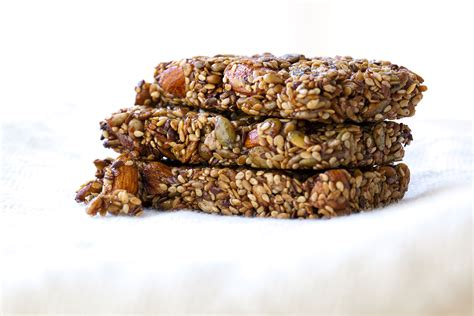 Healthy Seed Bar gluten free seed and nut bars keep it real food company