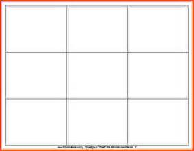 free card templates printable flash card template free printable blank flash card