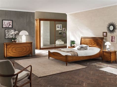 da letto in legno massello accademia mobile n 176 1 collection arredo bio