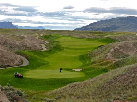 worldgolfcom golf course reviews golf travel features wsca online golf course review tobiano golf course kamloops british