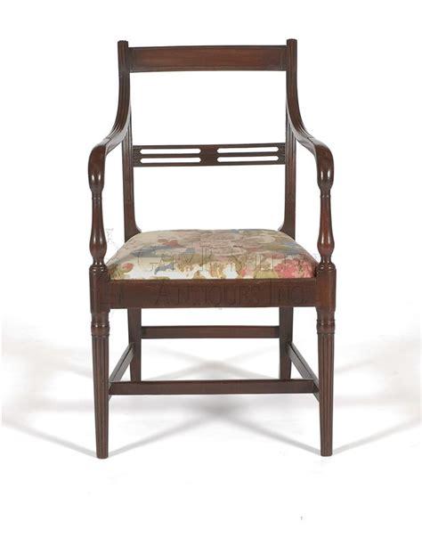 set of 16 regency mahogany dining chairs clocks 12019