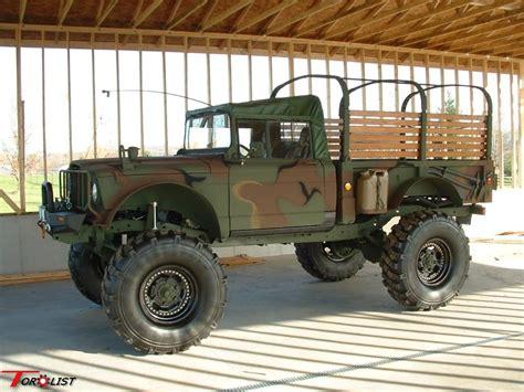 jeep gladiator military torquelist for sale modified military jeep m715 4x4