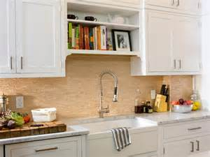 Kitchen Backsplash Material Options Pictures Of Kitchen Backsplash Ideas From Hgtv Hgtv