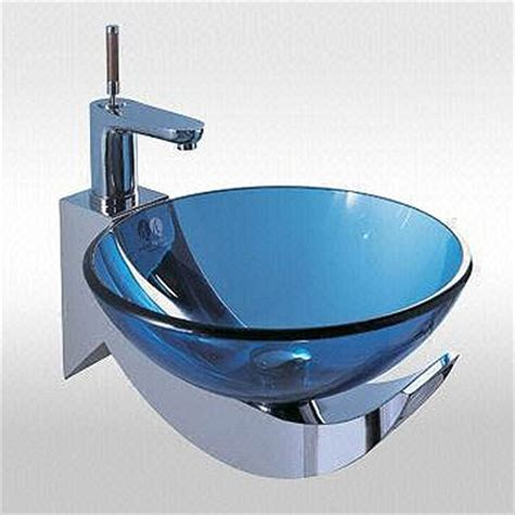 blue bathroom sinks blue bathroom sink for small bathrooms made of glass and