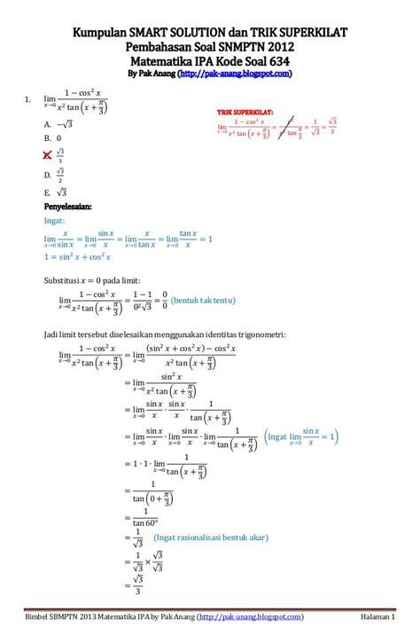 Cd Sbmptn Fisika Terraversity pembahasan soal lengkap