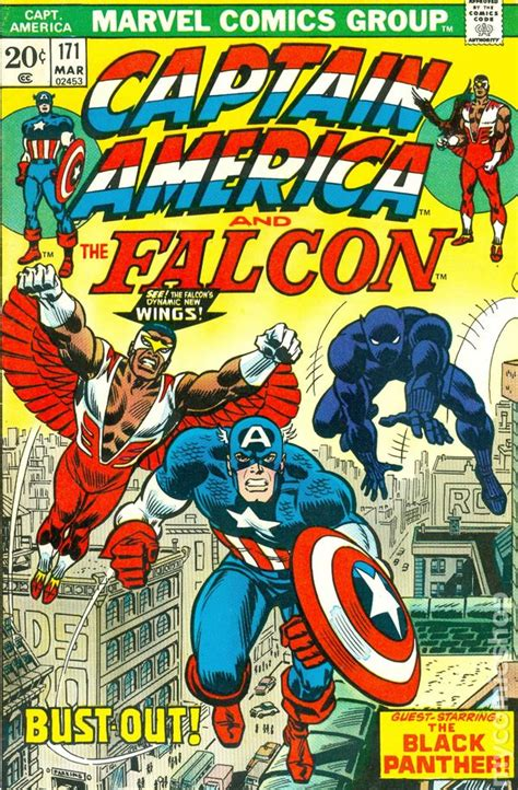 Captain America Comic Book captain america comic books issue 171