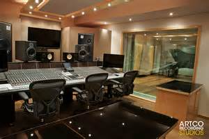 Homes With 2 Master Suites artco recording studios wsdg