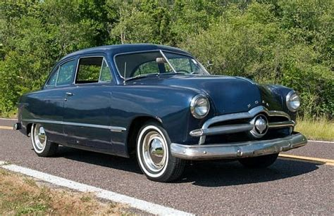 Ford Shoebox by Billie Joe Armstrong Is Selling His 1949 Shoebox Ford