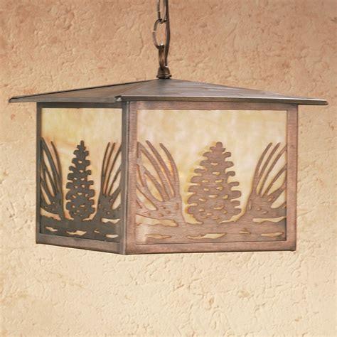 pine cone pendant light square pine cone pendant l