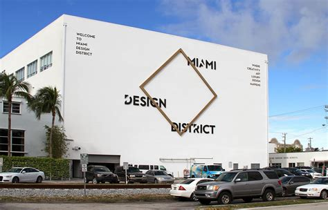 Miami Art Scene The Miami Design District Miami Design District Furniture 2