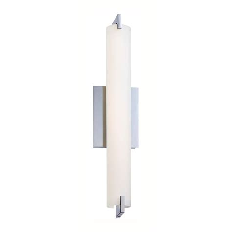 Vertical Bathroom Lights Chrome Led Bathroom Light Vertical Or Horizontal Mounting P5044 077 L Destination