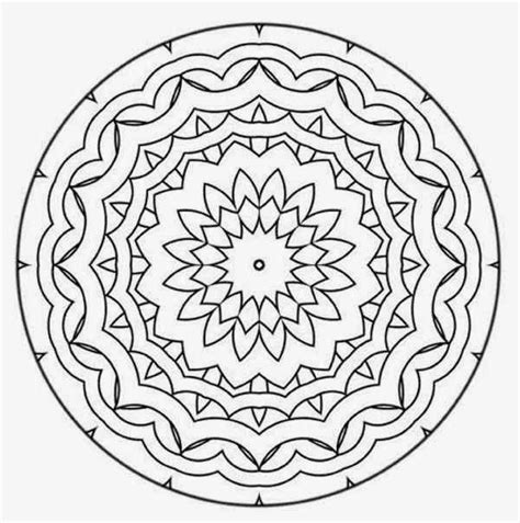 30 beginner spring advance mandala coloring pages