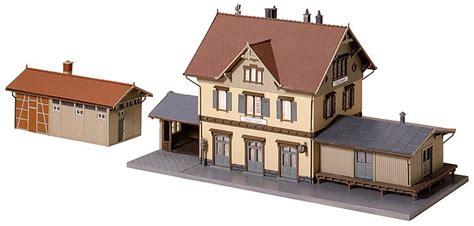 Model House Decoration faller 110107 g 252 glingen station