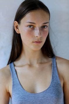 leanne @ micha models by yorick nubé | model polariods