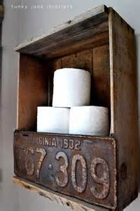 Bathroom Toilet Paper Holder Ideas by Man Cave Ideas 19 Diy Decor And Furniture Projects