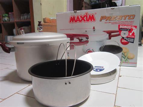 Panci Presto Maxim 7 Liter Terbaru jual panci presto maxim 7liter presto pressure cooker