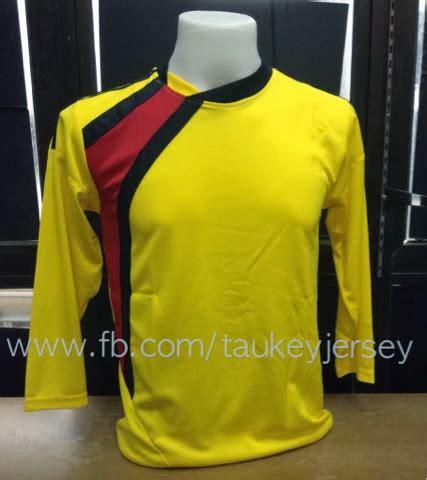 design jersey lengan panjang tempahan printing jersey jersi design spain lengan panjang