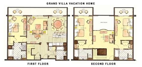 animal kingdom grand villa floor plan disboards comkidani village grand villa