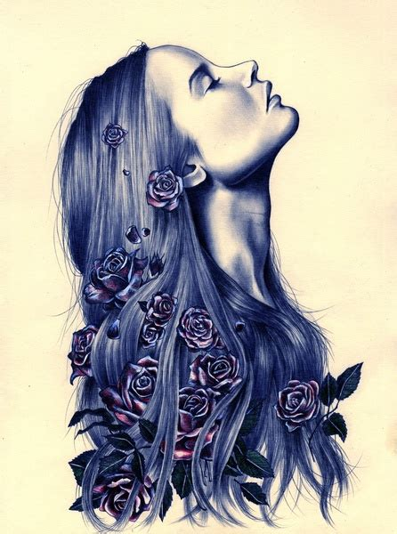 beautiful pencil portraits by kate powell art spire