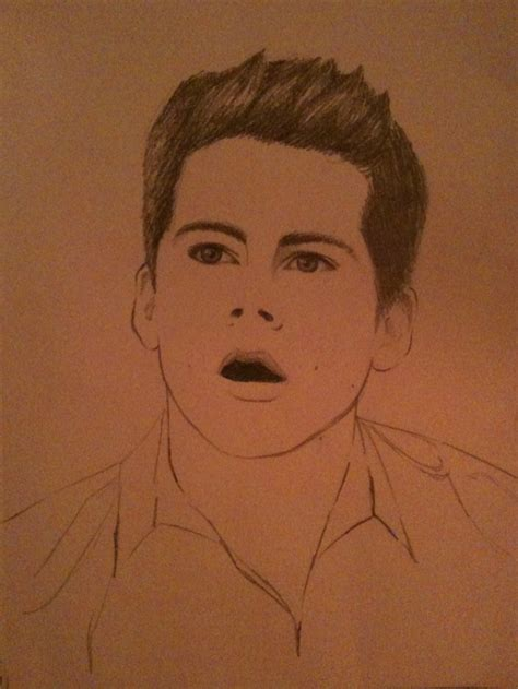 how to o dylan o brien by zachstubbles on deviantart