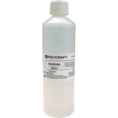500ml Industrial Grade Acetone Mbfg Co Uk