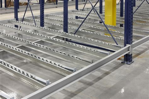 Pallet Flow Rack by Pallet Flow Rack Deluxe Systems