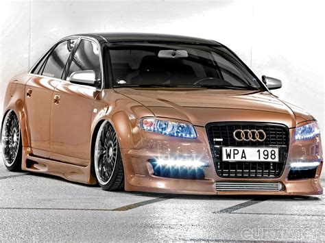 audi modified 2005 audi a4 1 8t custom widebody eurotuner magazine