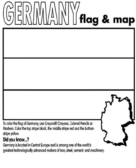coloring page for german flag 25 best ideas about flag of germany on pinterest the
