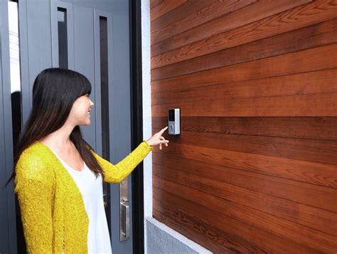 Answer The Door by The Remobell Is A Smart Doorbell That Lets You Answer The