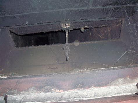 Chimney Flue Damper Vent   Karenefoley Porch and Chimney