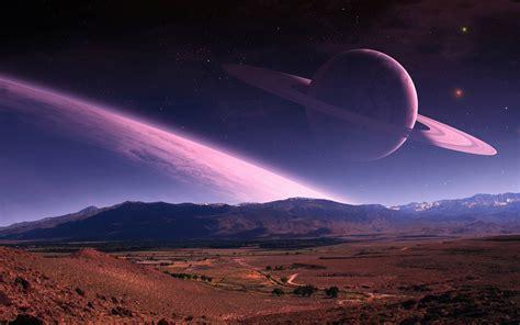 Definition Of Banister Planet Sterne Mountains Feld Hintergrundbilder Planet