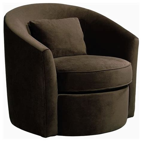 Nora Swivel Chair Traditional Armchairs And Accent Chairs Accent Swivel Chairs