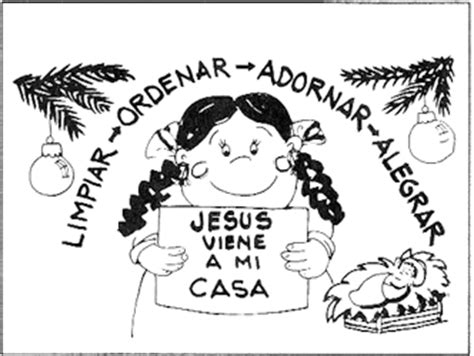 retiro de adviento para ninos santa teresa de jesus dibujos para colorear adviento