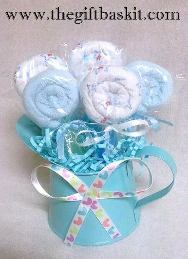 Lollipop Centerpieces For Baby Shower by Best 25 Washcloth Lollipops Ideas On Baby