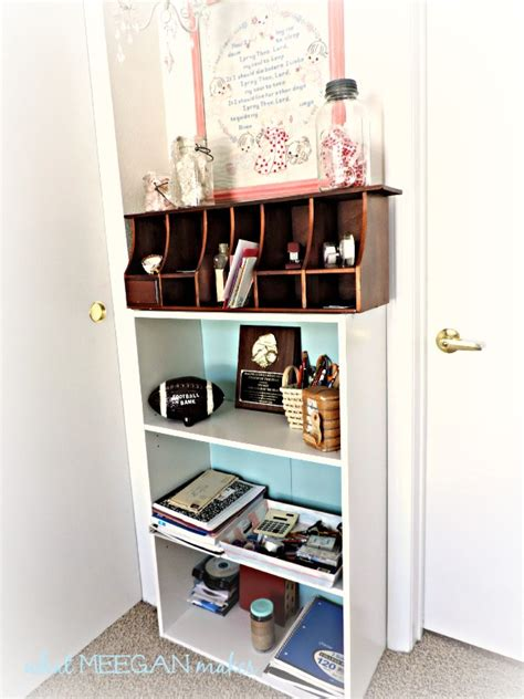 office organization without a desk what meegan makes