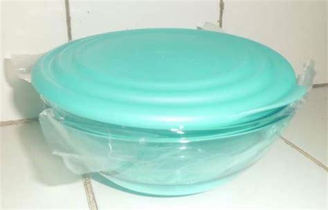 Tupperware Purple Eleganzia Bowl 600ml 4pcs Termasuk Inner Box tupperware ready stok tupperware