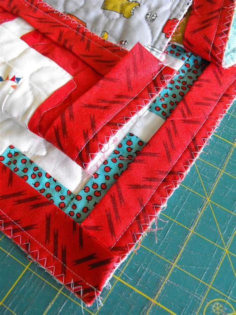 For Binding A Quilt by Tricks For Binding A Quilt Sewing