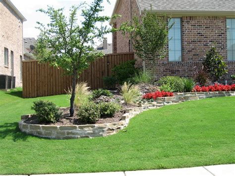 easy yard landscaping ideas simple and beautiful front yard landscaping ideas on a