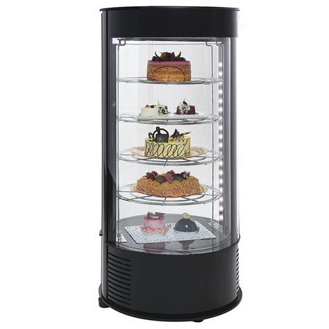 dolce refrigerated countertop display refrigerated