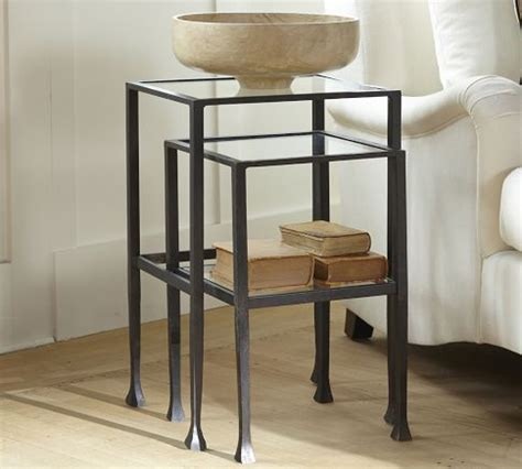 nesting sofa tables 37 best images about living room on pinterest