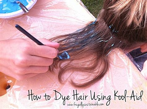17 best images about diy koolaid hair dye on