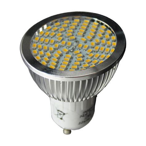 led leuchtmittel 230v smd led leuchtmittel gu10 aluminium alu spot strahler