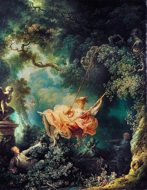 fragonard the swing 1766 history 2 196 with dow at kansas state