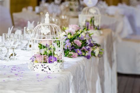 Dekoideen Tisch Hochzeit by Wedding Decoration