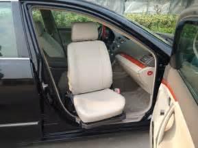 si 232 ge de voiture de rotation pour le passager handicap 233