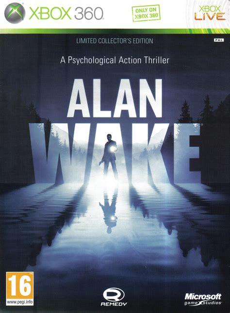 Alan Walker Xbox 360 | alan wake review