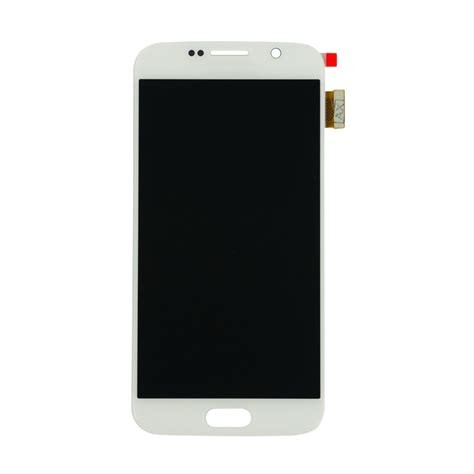 Lcd Touchscreen Samsung S6 Original samsung galaxy s6 lcd touch screen digitizer assembly white pearl