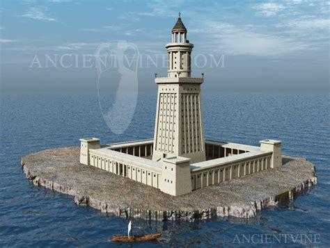 the light house alexandria egypt pharos lighthouse of alexandria ancientvine com
